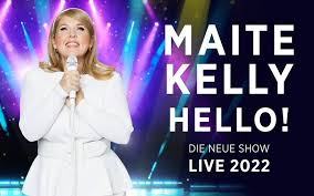 Maite star kelly is an irish singer and actress. Maite Kelly 02 02 2022 Um 20 00 Uhr Lanxess Arena Koln