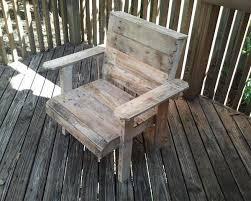 outdoor pallet deck furniture. Pallet Deck Chair Outdoor Pallet Deck Furniture L