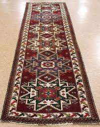 oriental rug runners 3 x style tribal hand knotted wool red oriental rug runner