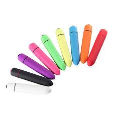 Powerful <b>10</b> Frequency Mini Bullet Vibrator Waterproof Vibrating ...