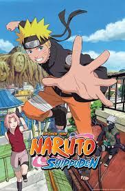 Naruto Shippuden - Jump