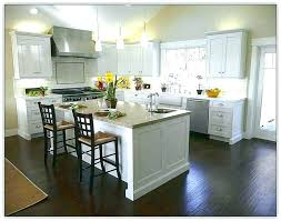 modern white kitchens with dark wood floors white kitchen dark floors modern kitchens with wood