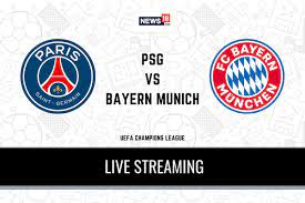 UEFA Champions League 2020-21 Paris Saint-Germain vs Bayern Munich LIVE  Streaming: When and Where to Watch Online, TV Telecast, Team News