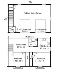 Garage Apartment Floor Plans 3 Car Garage  The Seville Apts Garage With Apartment Floor Plans