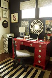 crate and barrel home office. Pottery Barn Home Office Ideas | Rug Is From And The Striped Crate Barrel N