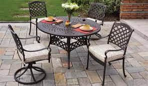 aluminum patio furniture. Plain Aluminum Cast Aluminum Patio Furniture To T