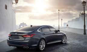 hyundai genesis sedan wallpaper. Hyundai Genesis With Sedan Wallpaper