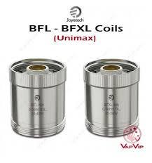 unimax. atomizer heads bfl - bfxl unimax by joyetech