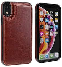 OT ONETOP iPhone XR Wallet Case with Card ... - Amazon.com