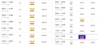 purchase train tickets for europe