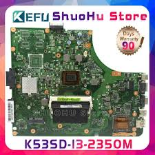 <b>KEFU</b> K53S For <b>ASUS</b> A53S <b>K53SD</b> K53S K53E REV:6.0 with i3 ...