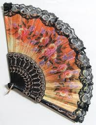 summer beauty wall hanging fan hover to zoom