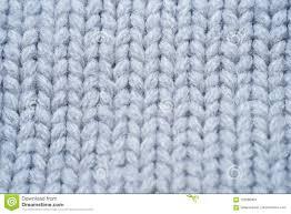Witte En Grijze Realistisch Breit Textuur Naadloos Patroon