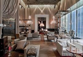 Living Room Bar Nyc Luxury Hotel In Manhattan Nyc Baccarat Hotel