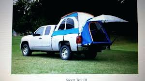 Toyota Pickup Truck Bed Tent Ii For 8 Used Once In Palms Canvas ...