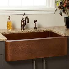 copper farm sink.  Copper 16 In Copper Farm Sink