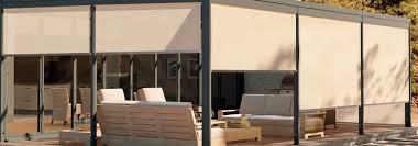 amazing outdoor patio shades graberblinds exterior solar shades backyard design ideas