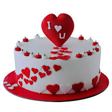 Valentine Cakes For Boyfriend Valentine Day Cakes For Boyfriend