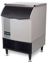 Pebble Ice Machine Nugget Ice
