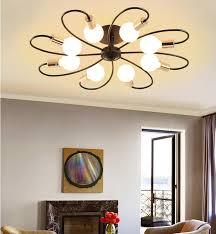 flush mount bathroom ceiling light fixtures