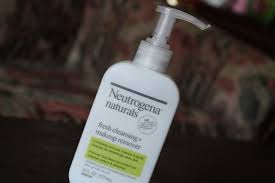 my experience with neutrogena naturals fresh cleansing makeup remover