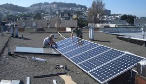plug in diy solar panel kit
