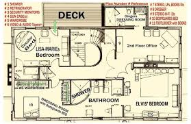 Graceland Floor Plans  Elvis  Pinterest  Graceland Elvis Graceland Floor Plans