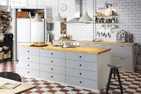 Ikea Cuisine Ilot Les Cls Duune Cuisine Ouverte Efficace With Cuisine En Bois Ikea Avis