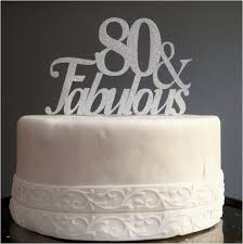 80th Birthday Party Decorations Unique Cake Ideas Awesome For 80