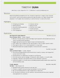 Download Resume Template For Experienced Teacher New Sample Resume