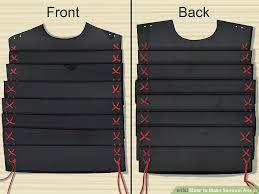 image titled make samurai armor step 14