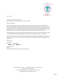 Presentation Letters For Business Scrumps