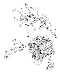 2007 chrysler pacifica wiring engine