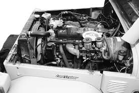 Land Cruiser Fuel Injection - 4 Wheel & Off Road