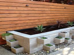 Astonishing Cinder Block Planter Wall Pictures - Best idea home .