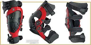 Mxa Team Tested Asterisk Cell Knee Brace Motocross Action