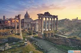 Meteo ROMA: SOLE giovedì e venerdì, poi torna la PIOGGIA ...