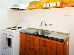 A Frame Kitchen A Frame Family Units Abrolhos Reef Lodge