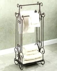standing towel rack oil rubbed bronze. Bathroom Towel Racks Free Standing Startling Rack . Oil Rubbed Bronze