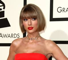 Taylor Swift New Hair Style taylor swift bobbin for new hairstyle at the grammys the 6686 by stevesalt.us