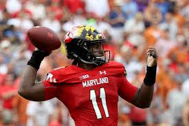Maryland Quarterback Injury Timeline With Kasim Hills Acl