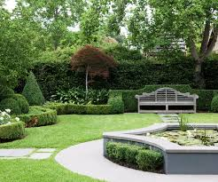 Elements Needed To Create A Formal Garden Homes Pictures Design