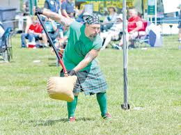 Highland Games return to Green Hill Park for 10th year