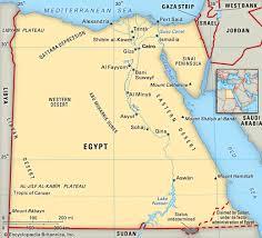 Egypt    Kids Encyclopedia   Children     s Homework Help   Kids     Kids Britannica Map Still Egypt