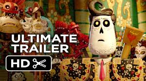 the book of life ultimate trailer 2018 zoe saldana animated hd you