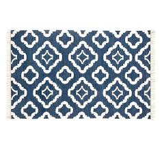 pottery barn outdoor rugs lily indoor rug navy blue available in 2 x canada