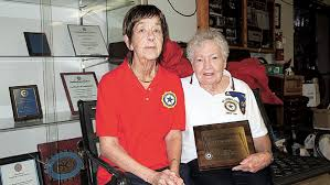 Legion Auxiliary honors two long-time members   News, Sports, Jobs -  Pineisland Eagle