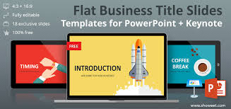 Powerpoint Template Free Download 2015 Title Slide Templates For Powerpoint And Keynote