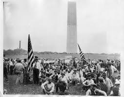 Bonus Army Bonus Army Arrives In Washington 1932 World War I Veteran Flickr