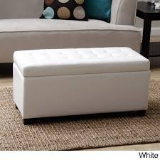 Cheap Footstools With Storage Ikea Leather Storage Ottoman